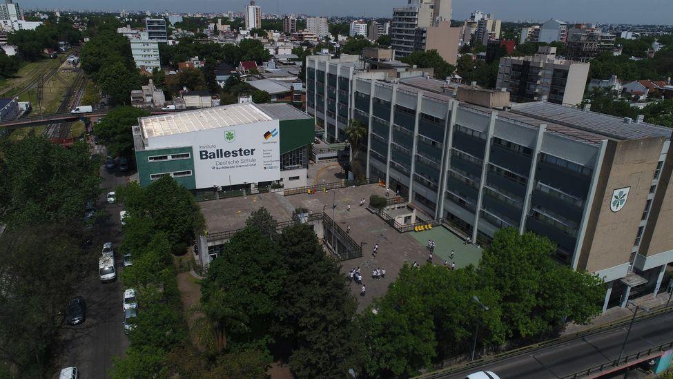 Instituto Ballester - Deutsche Schule Buenos Aires · Lehrer weltweit