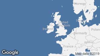 Irland Karte Europa.Irland Europa Lehrer Weltweit